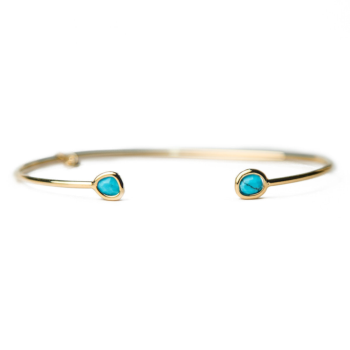 MINI GLASS CUFF BRACELET