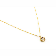 IN LOVE EMOJI NECKLACE