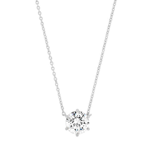 Simple Chain with Large Round Cut CZ