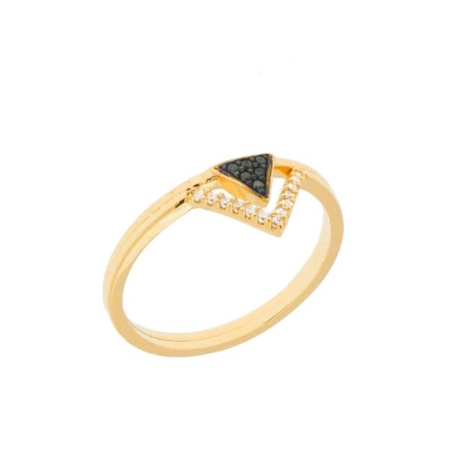Triangular Ring Set