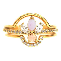 Stackable Ring Set of Three