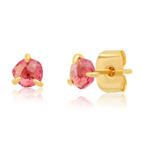 Colored Stone Stud