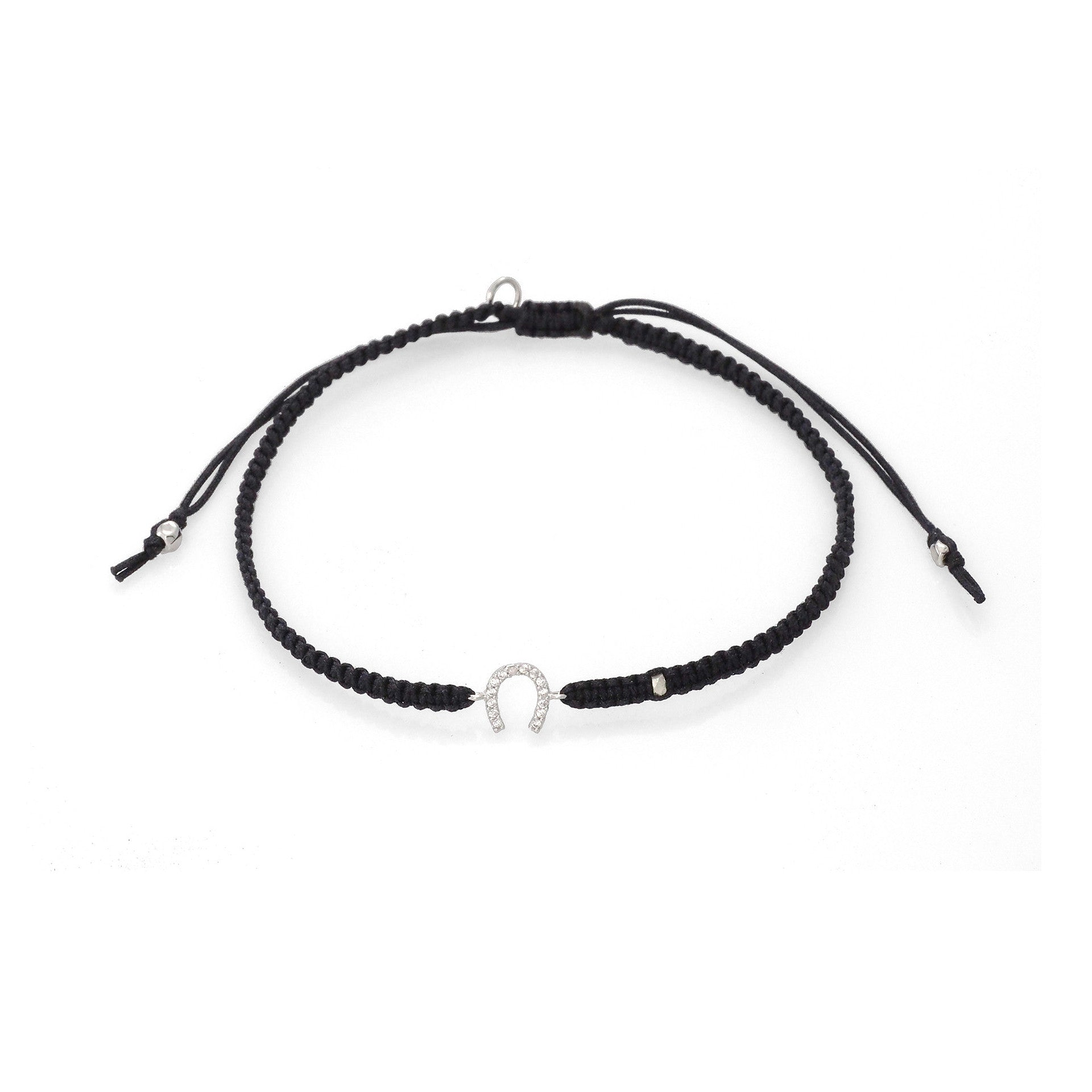 sunday bracelet white i friendship love black you products cord girl or amy by dilamarra