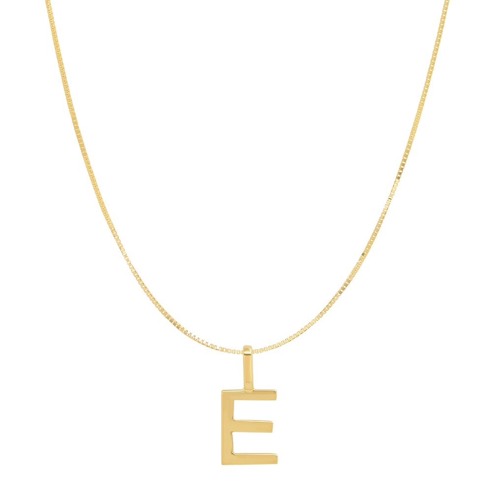 Tai Fine 14k Gold Initial Charm Necklace - Customer's Product with price 205.00 ID g5eNncA5YKdFZHH5SswbcfwK