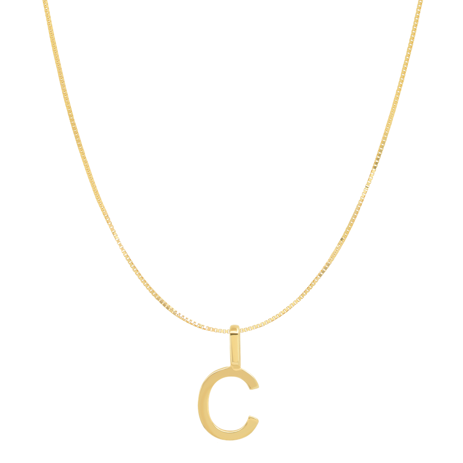 Tai Fine 14k Gold Initial Charm Necklace - Customer's Product with price 205.00 ID MqLfRq7c4js1yKmdcIHN48zb