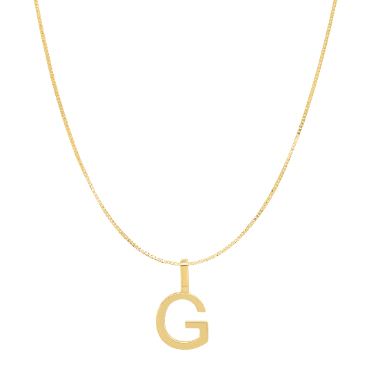 Tai Fine 14k Gold Initial Charm Necklace - Customer's Product with price 205.00 ID eDwtioufF8vQdZs9otrK_wKn