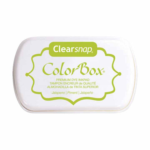 ClearSnap Inkpad, ColorBox Premium Full Size Dye Ink Pad