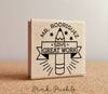 Personalized Teacher Stamp, Teacher Gift or Teacher Appreciation Gift, Teacher Stamp for Grading