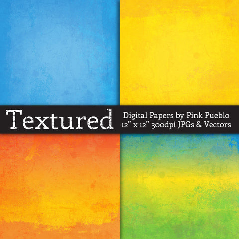 Textured Papers & Backgrounds
