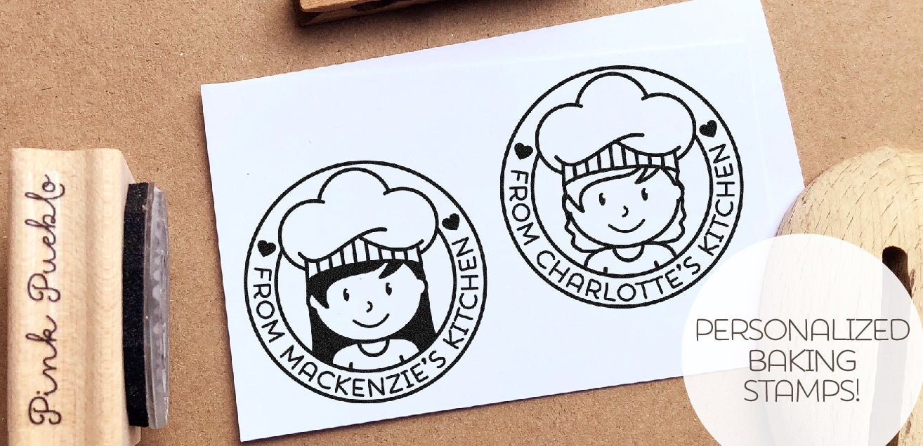 Shop baking and cooking stamps!