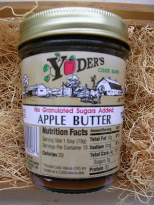 Sugarless Apple Butter