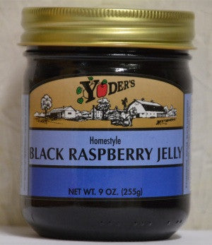 Black Raspberry Jelly