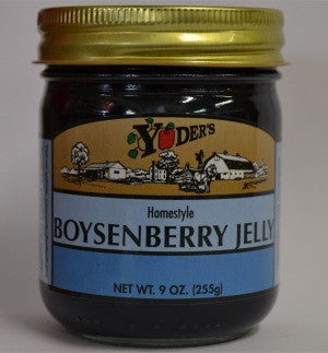 Boysenberry Jelly
