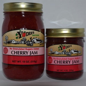Sugarless Cherry Jam