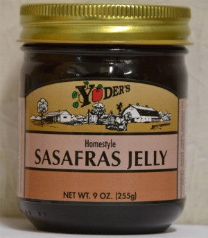 Sassafras Jelly