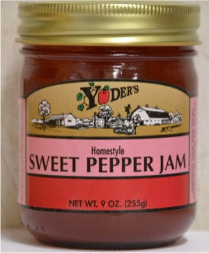 Sweet Pepper Jam