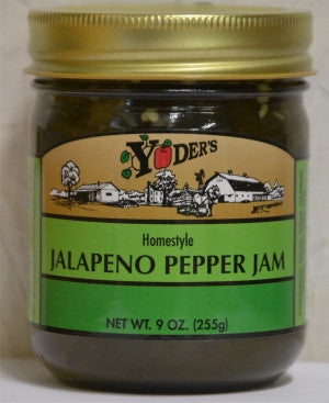 Jalapeno Pepper Jam