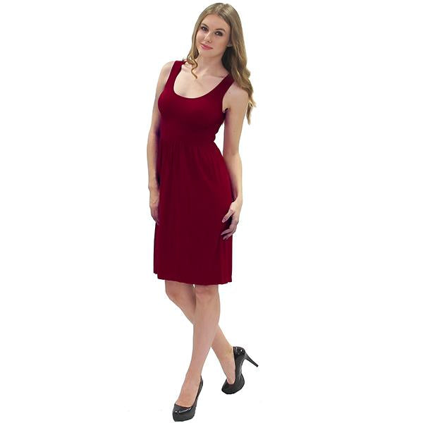 Elietian knee length tank dress