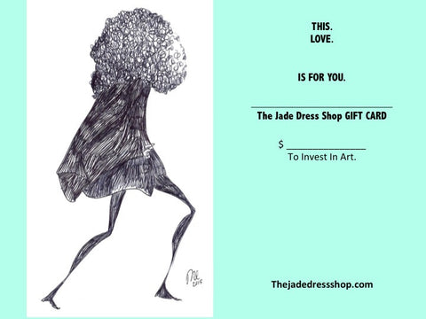 The Jade Dress Shop Gift Card