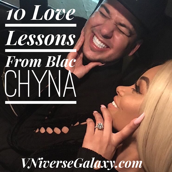 10 Love Lessons From Blac Chyna