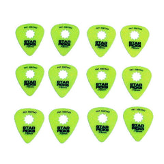 Star Picks .88mm green 12pk