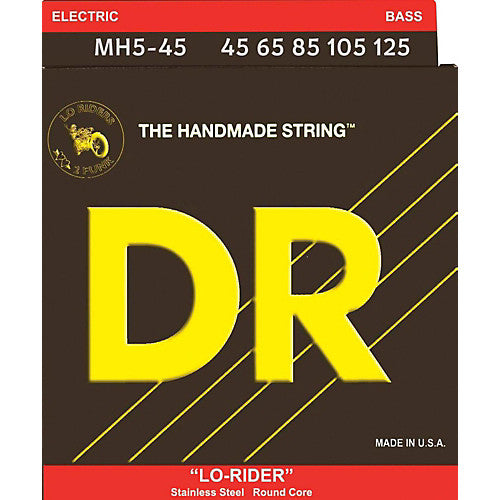 DR Low Rider Bass set MH5-45 45-125