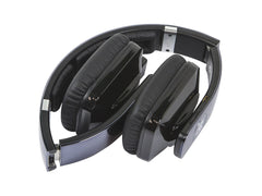MP Virtual Surround Sound Bluetooth On-the-Ear Headphones