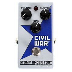 Stomp Under Foot Civil War Fuzz