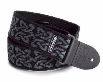 Dunlop Celtic Gray Guitar strap