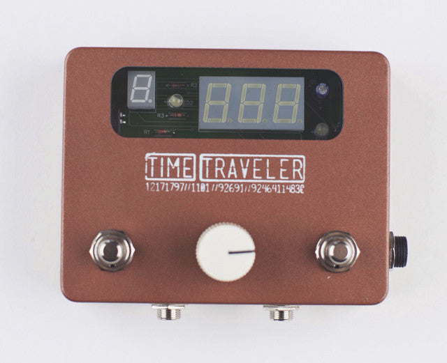 Tapestry Audio Time Traveler Master External Tap Tempo
