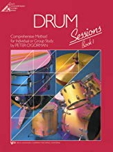 Drum Sessions Book-1 W/CD
