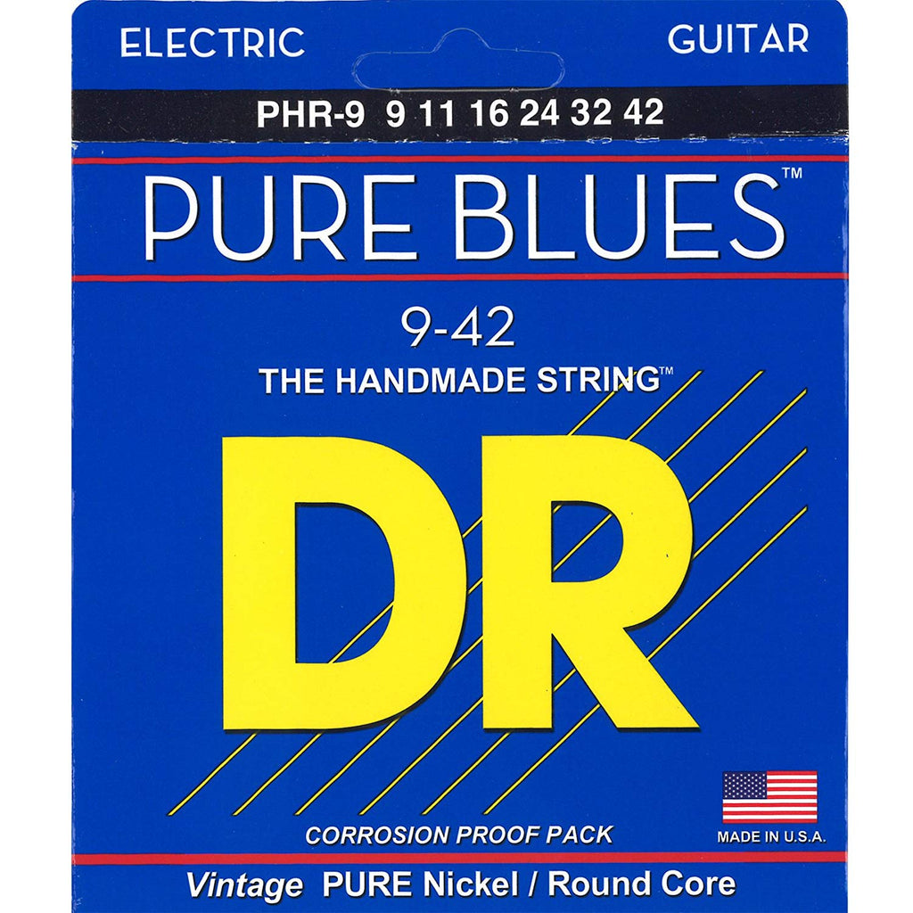PHR-9 DR Tite-fit electric guitar strings 9-42
