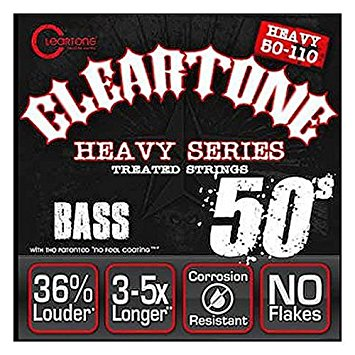 6550 Cleartone Heavy Series 50-110