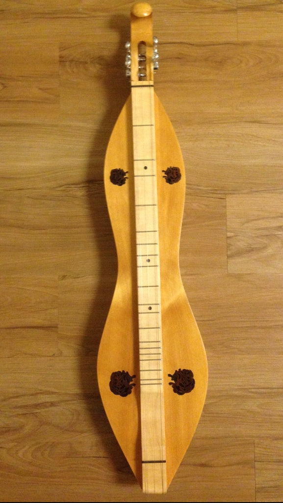Cripple Creek Dulcimer Hour Glass Short Scale