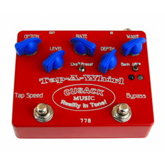 Cusack Tap-A-Whirl Tremolo