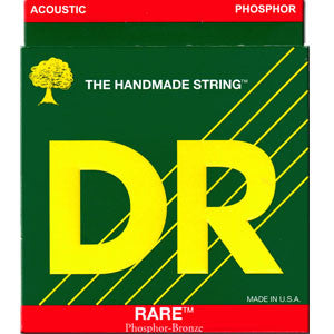 DR Rare Acoustic guitar strings PB 12-54