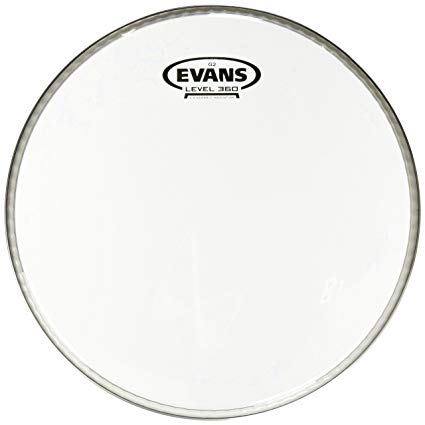 Evans G2 Fusion 14 inch Clear
