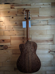 "NoName ""dbk"" #18 acoustic guitar (used)"