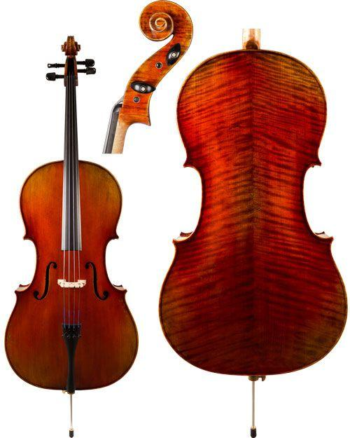 Johannes Kohr Cello 4/4