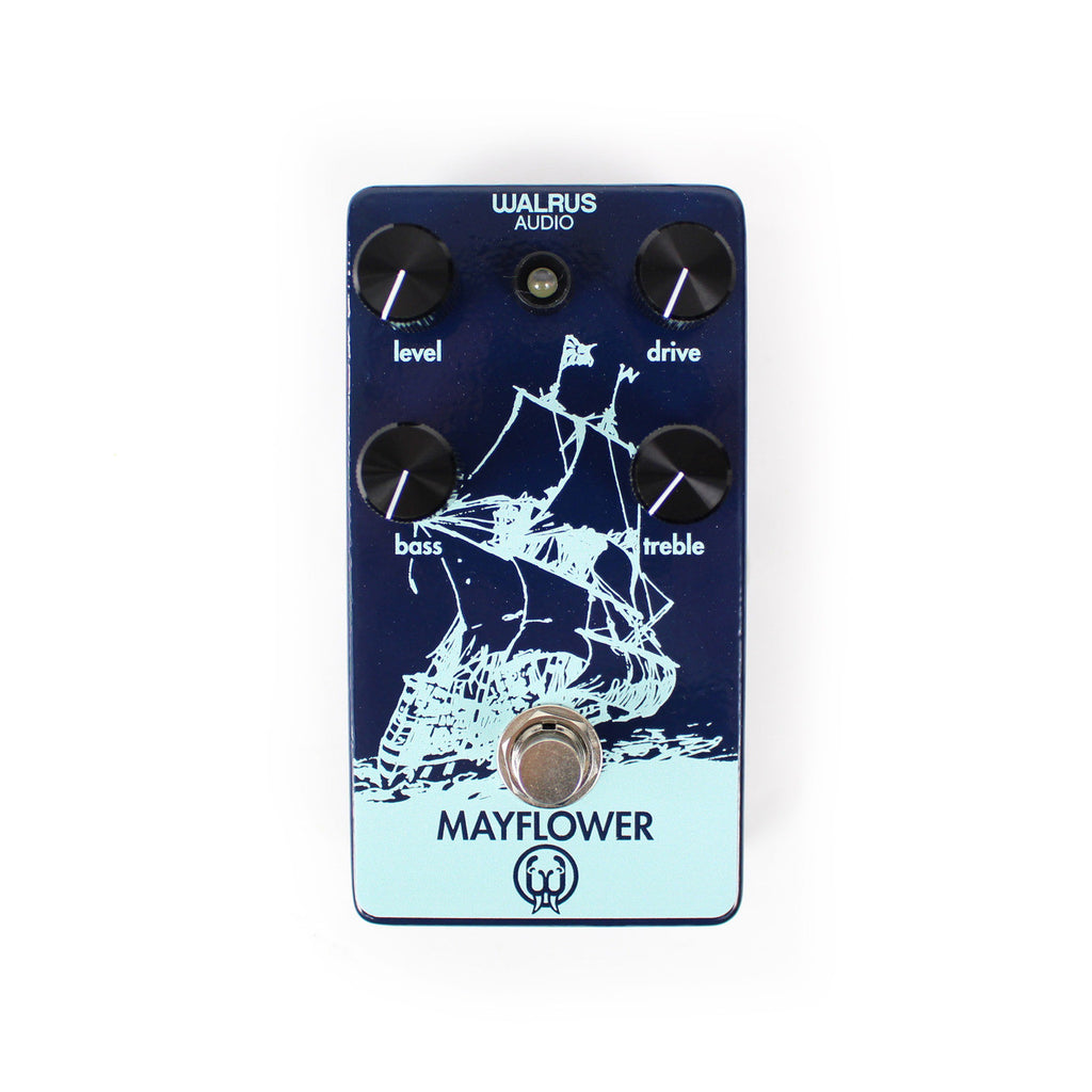 Walrus Mayflower Overdrive