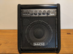 SIMMONS DA50 Drum Monitor / Keyboard Amplifier (USED)
