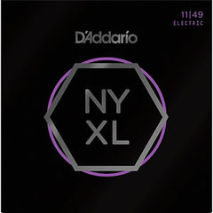 D'Addario NYXL Electric Guitar Strings 11-49