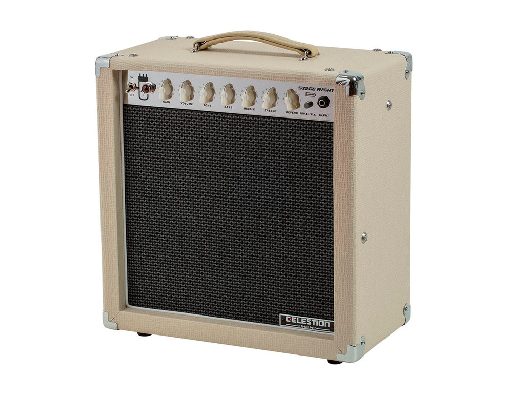 Celestion SR15w-Reverb 15-Watt Tube Amplifier