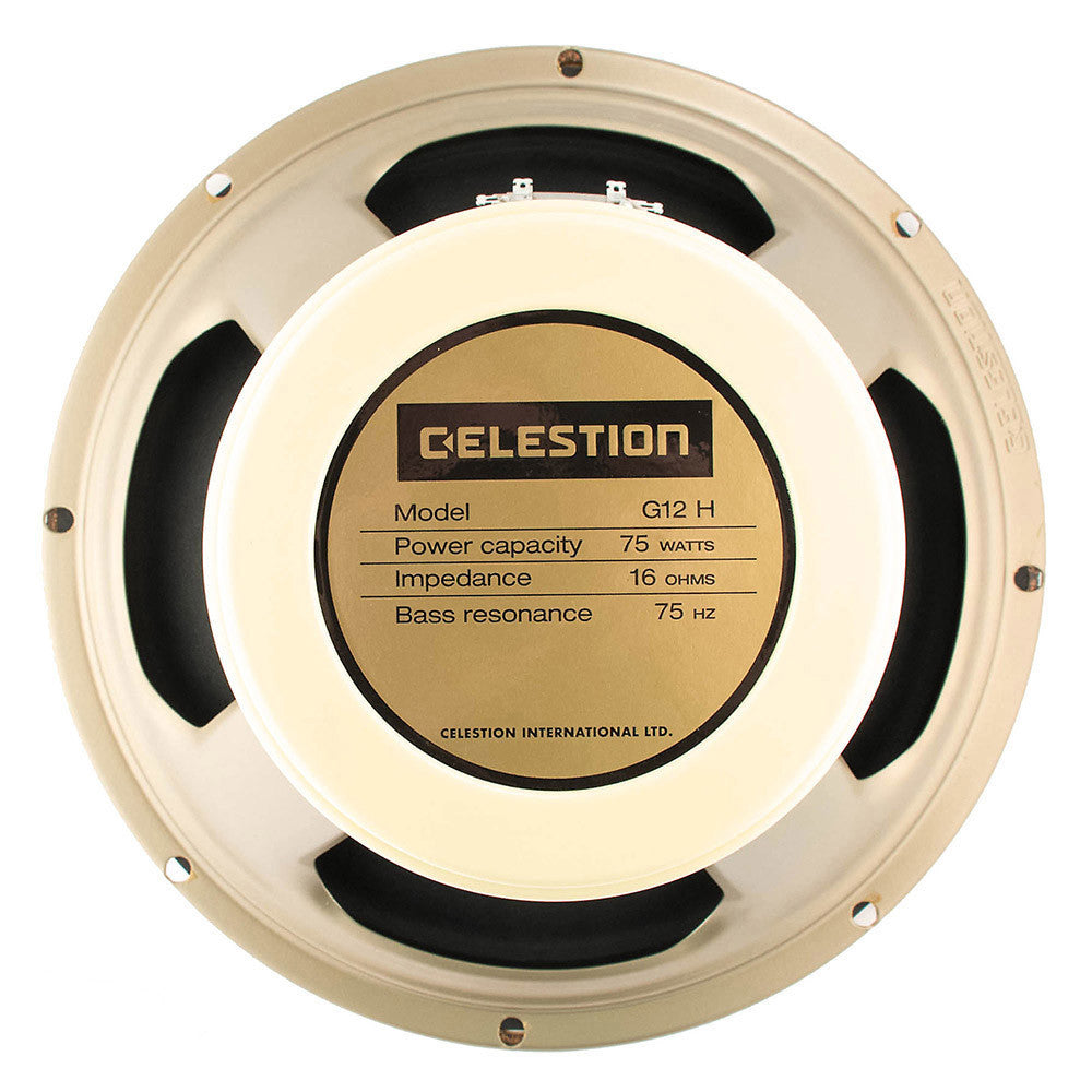 "Celestion 12"" Speaker G12H Creamback 75 Watt 16 Ohm"