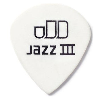 Dunlop Tortex JAZZ III 1.0mm 12pk