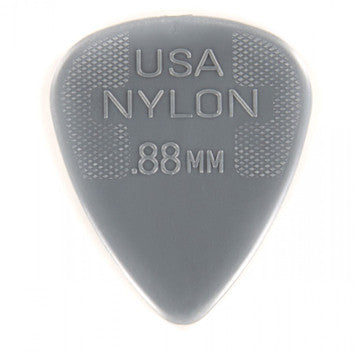 Fender nylon standard .88mm picks 12pk