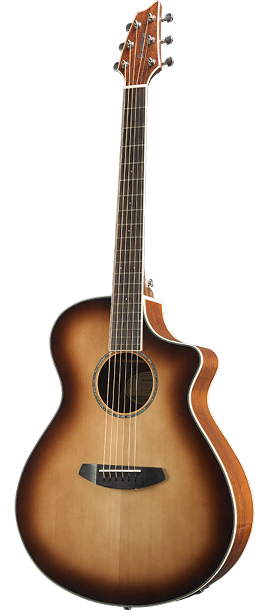 Breedlove Pursuit Exotic Concert Sunburst CE Sitka-Australian blackwood