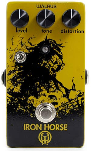 Walrus Iron Horse Distortion