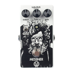 Walrus Audio Messner Overdrive Guitar Pedal