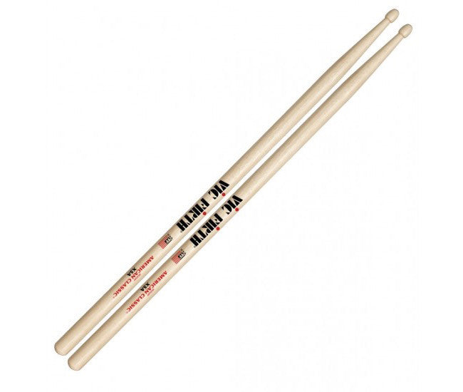 Vic Firth Hickory 5A Wood Tip Drum Sticks